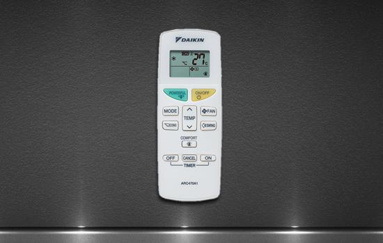 control panel DAIKIN FTXF